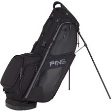 PING Hoofer Personalized Carry Bag - Black