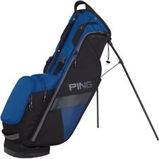 PING Hoofer Lite Personalized Carry Bag - Blue-Black
