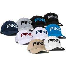 PING Personalized Tour Light Hat