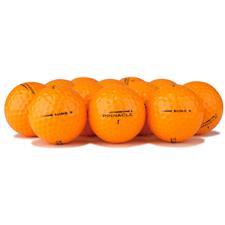 Pinnacle Bling Neon Orange Golf Balls