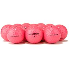 Pinnacle Bling Neon Pink Golf Balls