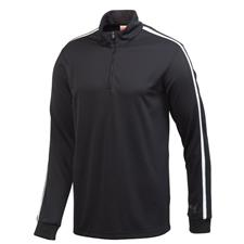 Puma Men's Longsleeve 1/4 Zip Cresting Pullover
