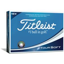 Titleist Tour Soft Custom Express Logo Golf Balls