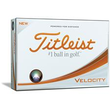 Titleist Custom Logo Velocity Golf Balls