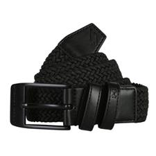 Under Armour Braided Belt 2.0 - Black Solid - Size 38
