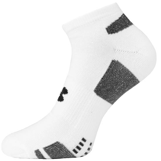 Under Armour Men's No Show 3-Pack Socks