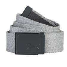 Under Armour Novelty Webbing Belt - Overcast-Rhino
