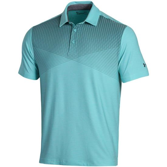 Under Armour Men's Playoff Graphic Hue Polo