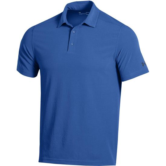 Under Armour Men's Playoff Vented Woven Polo