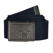 Under Armour Webbing Belt 2.0 - Academy-Graphite - One Size Fits All
