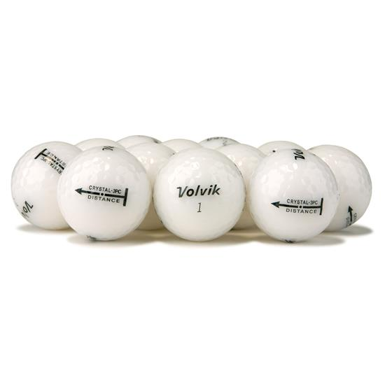 Volvik Prior Generation Crystal Golf Balls