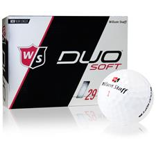 Wilson Staff Duo Soft Personalized Golf Balls