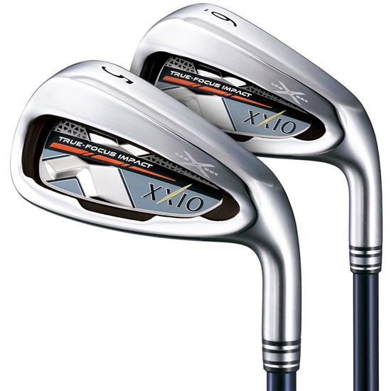 XXIO X Steel Iron Set