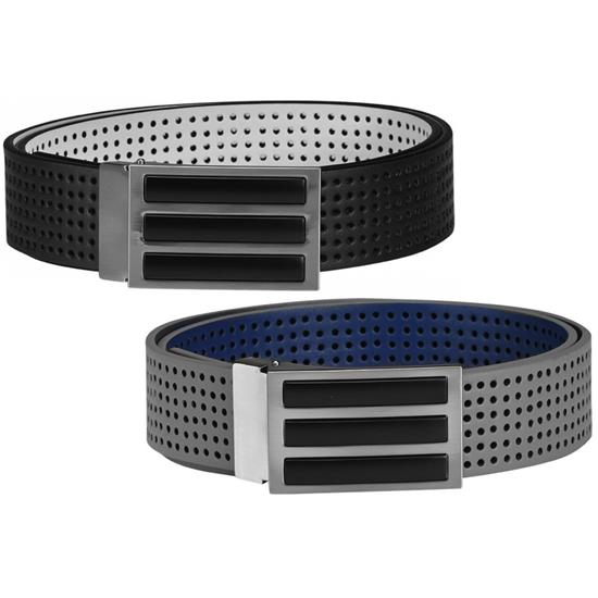 Adidas 3-Stripes Perforated Reversible Belt