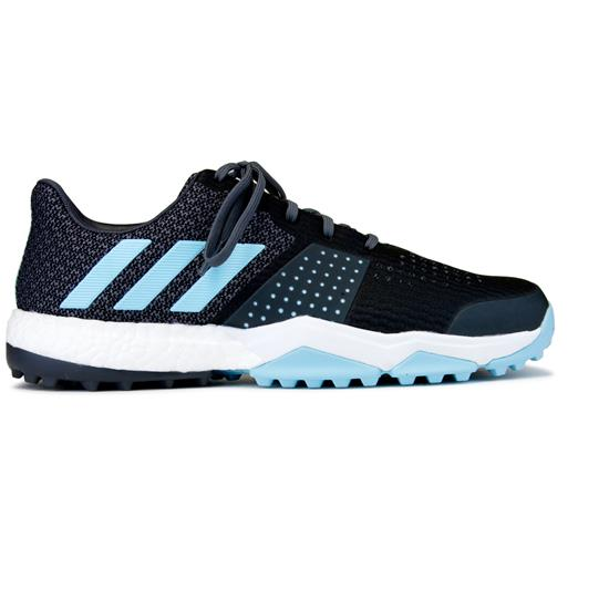 Adidas Men's Adipower Sport Boost 3 Golf Shoe - Grey/Ice Blue