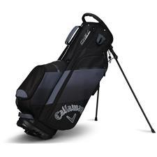 Callaway Golf Chev Personalized Stand Bag - Black-Titanium-White