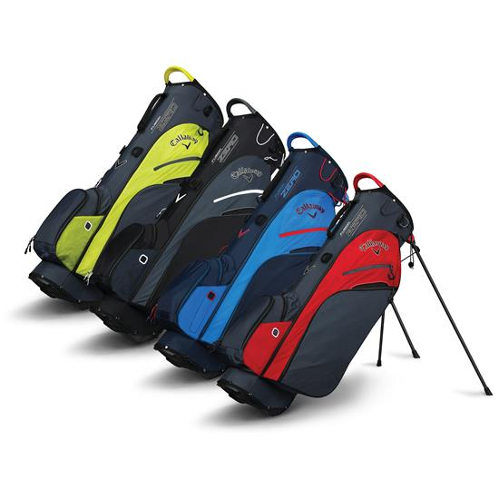 Callaway Golf Fusion Zero Stand Bag