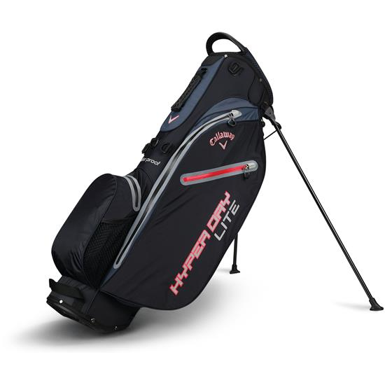 Callaway Golf Hyper Dry Lite Double Strap Stand Bag