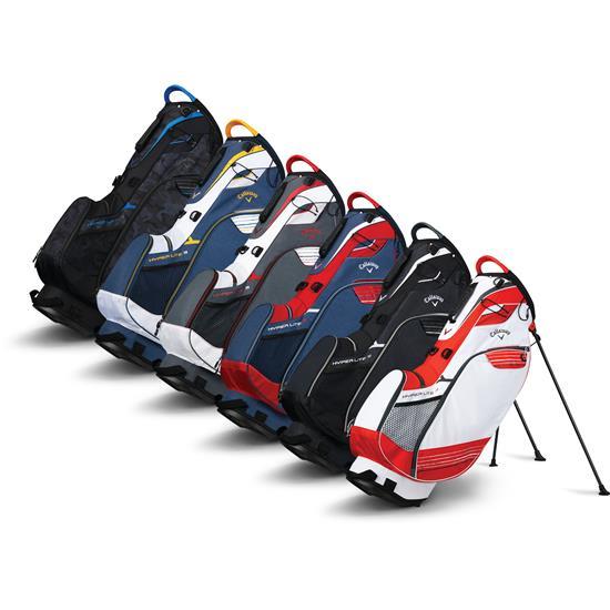 Callaway Golf Hyper-Lite 3 Single Strap Stand Bag