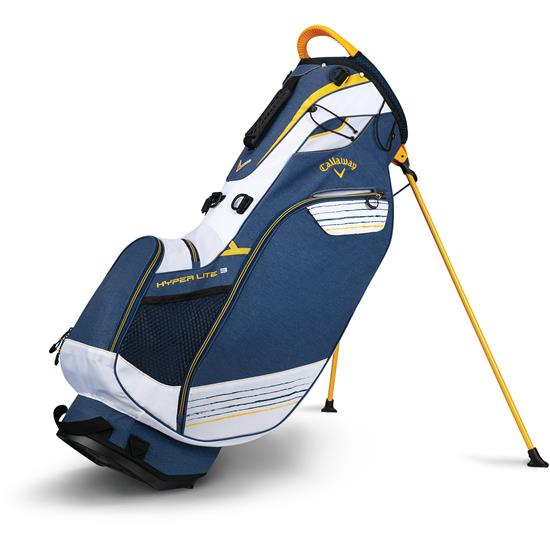 Callaway Golf Hyper-Lite 3 Single Strap Stand Bag