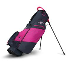 Callaway Golf Hyper-Lite Zero Double Strap Stand Bag for Women