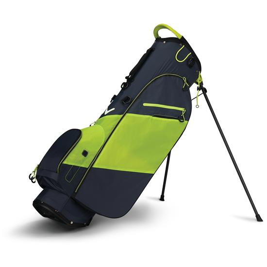 Callaway Golf Hyper-Lite Zero L Single Strap Stand Bag