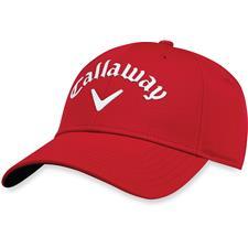 Callaway Golf Men's Liquid Metal Personalized Hat - Red-White