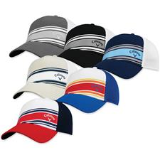 Callaway Golf Men's Stripe Mesh Hat