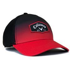 Callaway Golf Men s Trucker Hat - Red Sublimation 405d6df066fd