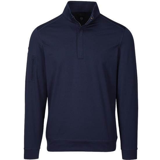 Greg Norman Men's Seaside 1/4 Zip Pullover