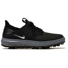 Nike Black-Metallic Silver Air Zoom Direct Golf Shoes