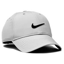 Nike Men's Legacy 91 Personalized Golf Hat - Wolf Grey-Anthracite-White