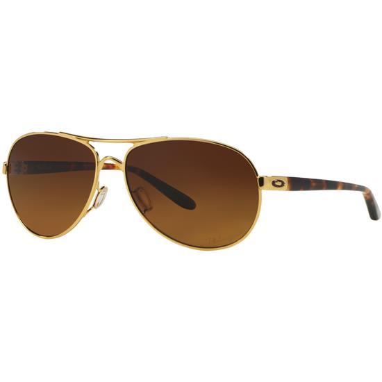 Oakley Polarized Feedback Sunglasses for Women