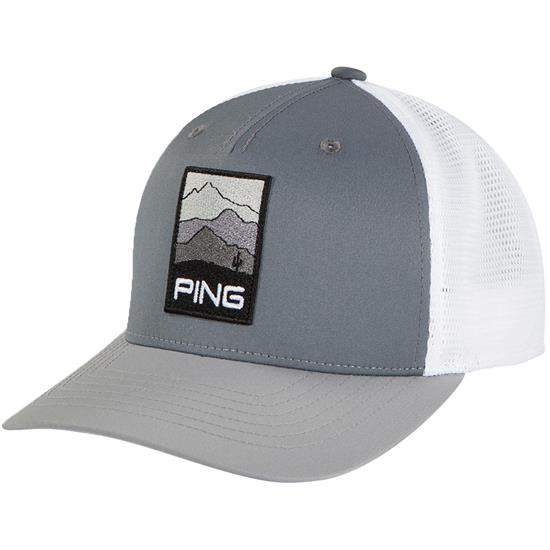 PING Men's Mountain Patch Hat