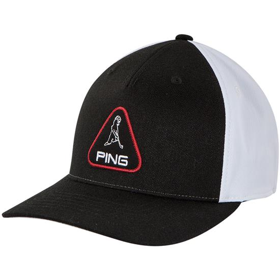 PING Men's Mr. PING Patch Hat
