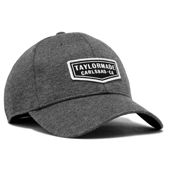 Taylor Made Men s Lifestyle Cage Hat - Charcoal - Small Medium ... fef1e54e8149