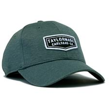 Taylor Made Men's Lifestyle Cage Hat - Sage - Large/X-Large