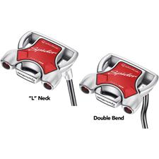 Taylor Made Spider Tour Diamond Silver Putter