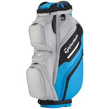 Taylor Made Supreme Personalized Cart Bag - Gray-Blue