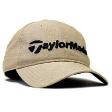 Taylor Made Men's Tradition Lite Heather Personalized Hat - Khaki