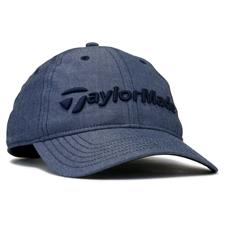 Taylor Made Men's Tradition Lite Heather Personalized Hat - Navy