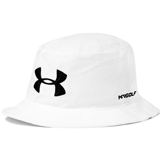 Under Armour Men S Ua Airvent Bucket Hat White Large X