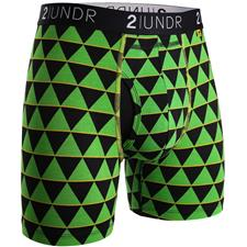 2UNDR Cool Runnings Swing Shift Pattern Boxer Brief