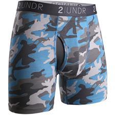 2UNDR Ice Camo Swing Shift Pattern Boxer Brief