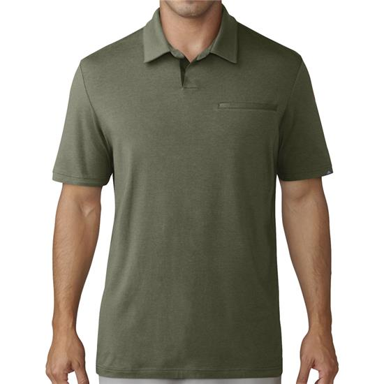 Adidas Men's Adicross Johnny Collar Polo