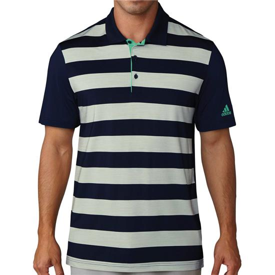 Adidas Men's Ultimate 365 Rugby Stripe Polo