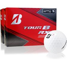 Bridgestone Tour B RX Personalized Golf Balls - 2 Dozen