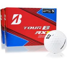 Bridgestone Tour B RXS Personalized Golf Balls - 2 Dozen