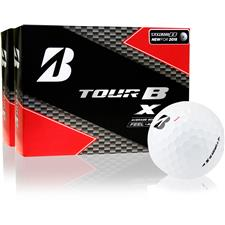 Bridgestone Tour B X Personalized Golf Balls - 2 Dozen