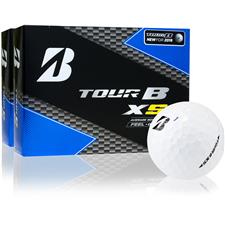Bridgestone Tour B XS Personalized Golf Balls - 2 Dozen